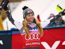 Mikaela Shiffrin verzichtet auf einen Start in Cortina
