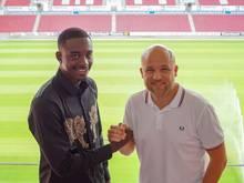 Mainz 05 verpflichtet Jean-Philippe Mateta