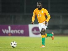 Im vorläufigen Kader der Elfenbeinküste: Didier Ya Konan