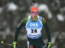 Peiffer mit Zuversicht in das Weltcup-Wochenende