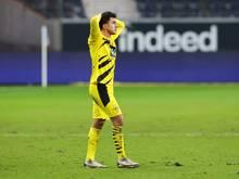BVB-Profi Mateu Morey fährt nicht mit zur U21-EM