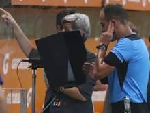 Der Schiedsrichter stand in Sao Paulo im Blickpunkt