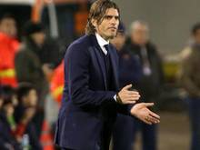 Diego Lopez musste den Stuhl in Cagliari räumen