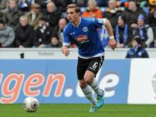 Tom Schütz fehlt Arminia Bielefeld beim Saisonstart