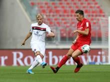 Nürnberg hat Heimrecht im Relegations-Hinspiel