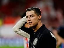 Ronaldo hat sich einen Bugatti Centodieci gekauft