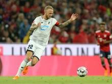 Könnte gegen Mainz sein Comeback feiern: Kevin Vogt