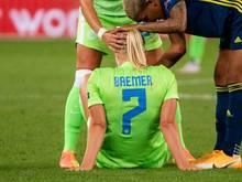 Saison-Aus für die Nationalspielerin vom VfL Wolfsburg