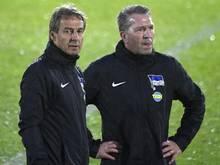 Klinsmann räumt Köpke-Verbleib wenig Chancen ein