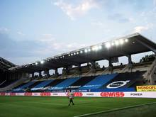 Das Gewiss-Stadion soll bis Ende 2021 umgebaut sein