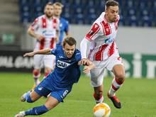 Hoffenheim will in Belgrad Gruppensieg perfekt machen
