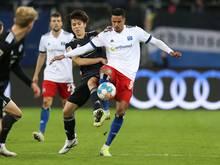 Der DFB-Kontrollausschuss ermittelt wohl gegen den HSV