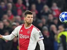 Huntelaar hat seinen Vertrag bei Ajax Amsterdam verlängert