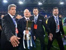 Benitez und Napoli gewinnen das Skandal-Pokalfinale
