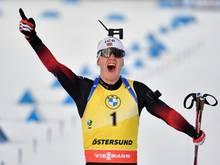 Johannes Thingnes Bö holt sich den Gesamtweltcupsieg