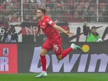 Marius Bülter bleibt bei Union Berlin