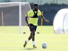 Samuel Umtiti verletzt sich im Barca-Training