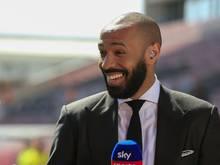 Hat bei der WM offenbar Blut geleckt: Thierry Henry