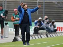 Für Frings ist Meppen die zweite Station als Cheftrainer