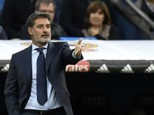 Der FC Malaga trennt sich von Trainer Michel
