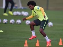 Willian steht als möglicher Neymar-Ersatz bereit