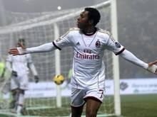 Zum Zeitpunkt der Tat spielte Robinho für Milan