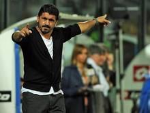 Gennaro Gattuso ist neuer Trainer von OFI Kreta