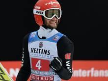 Markus Eisenbichler gilt als Medaillenkandidat