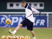 Vor Comeback: Franck Ribery
