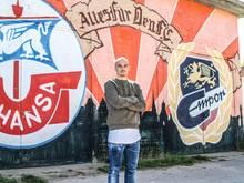Korbinian Vollmann wechselt von Sandhausen nach Rostock