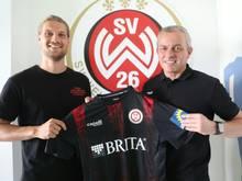 Johannes Wurtz verstärkt den SV Wehen Wiesbaden