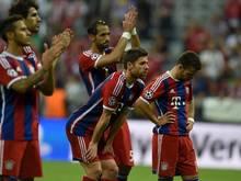 Raus mit Applaus: Bayern scheitert an Barca