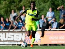 Paderborn zog gegen Lazio Rom den Kürzeren