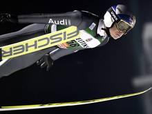 Wellinger springt als bester Deutscher auf Platz 14