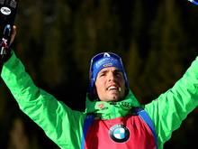 Biathlon: Ex-Weltmeister Simon Schempp beendet Karriere