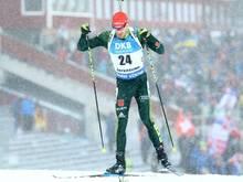 Arnd Peiffer steht vor seinem Weltcup-Einstand