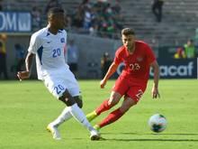 Godinho (r.) wechselt zum FSV Zwickau