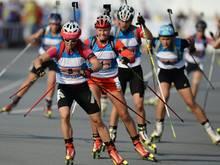 Die Sommer-WM im Biathlon wurde gestrichen