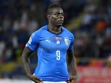 Balotelli soll bei Brescia Calcio unterschrieben haben