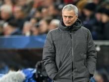 Mourinho und Manchester United blamieren sich in Bristol