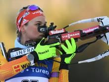 Denise Herrmann ist für die WM in Antholz qualifiziert