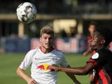 Werner und RB Leipzig verlieren letzten Test in Schwaz
