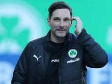 Fürth-Trainer Stefan Leitl freut sich auf die Saison