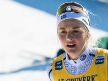 Stina Nilsson endet bei Biathlon-Debüt auf Platz 99