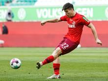 Jorge Meré schießt FC zum Sieg