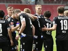 Das Testspiel von Bielefeld gegen Krasnodar fällt aus
