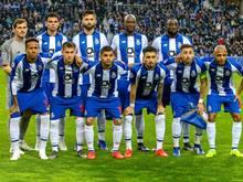Der FC Porto führt die derzeit unterbrochene Liga NOS an