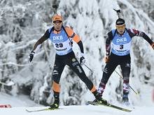 Andrejs Rastorgujevs (links) für Olympia gesperrt