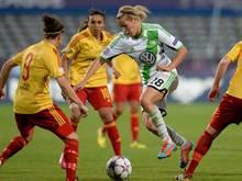 Tyresö FF: Final-Niederlage gegen den VfL Wolfsburg