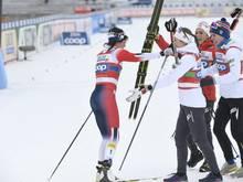 Langlauf: Das norwegische Team darf Quarantäne verlassen